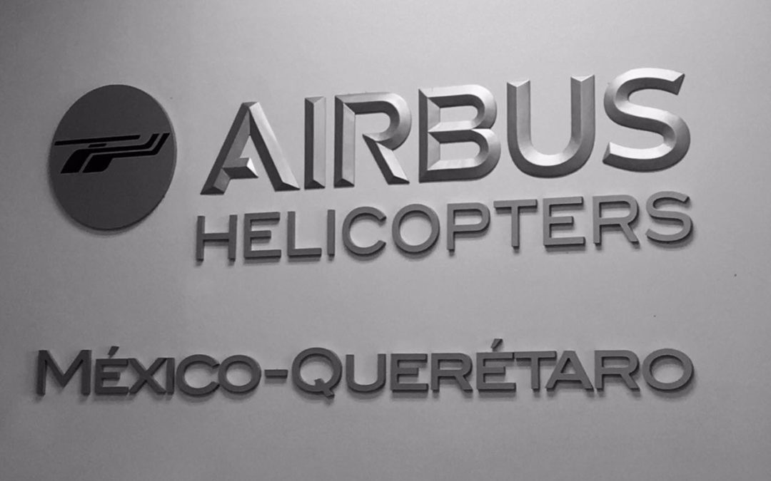 Project started at Airbus Helicopters