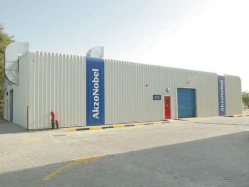 Akzo Nobel Middle East Training Center