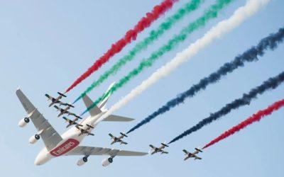 Meet us @ Dubai Airshow 2017