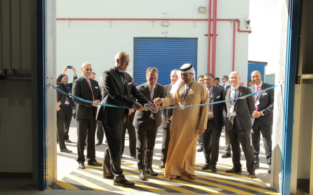Akzo Nobel Training Center Opening (Dubai)